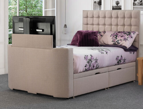 TV Ottoman Bed by Sweet Dreams UK for Sale